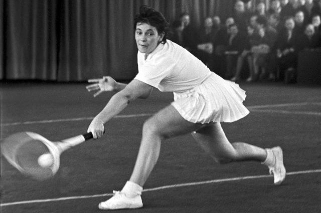 Анна Владимировна Дмитриева, 1964 г.