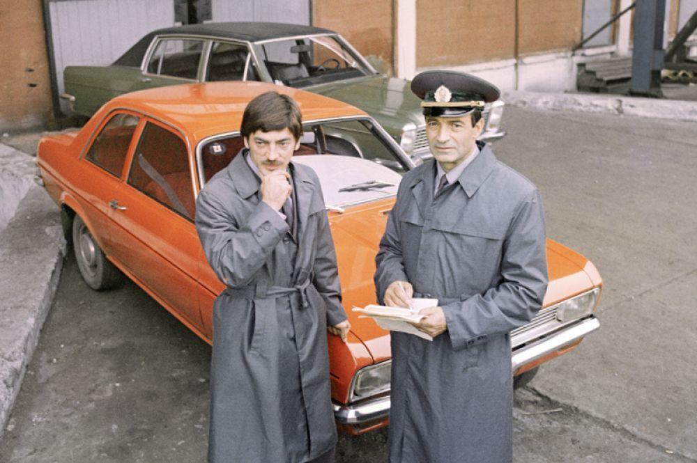 «Таможня» (1982) — Владимир Николаевич Никитин, начальник группы досмотра.