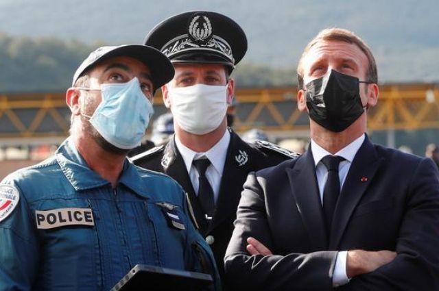 СМИ сделали достоянием гласности произвол французской полиции.