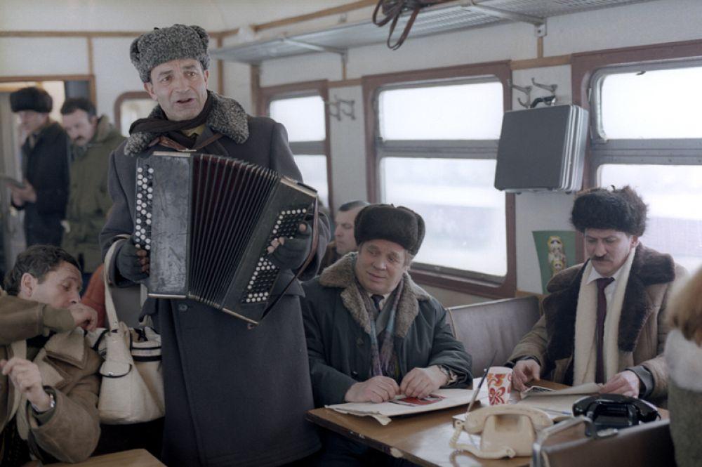 «Забытая мелодия для флейты» (1987) — Одиноков.