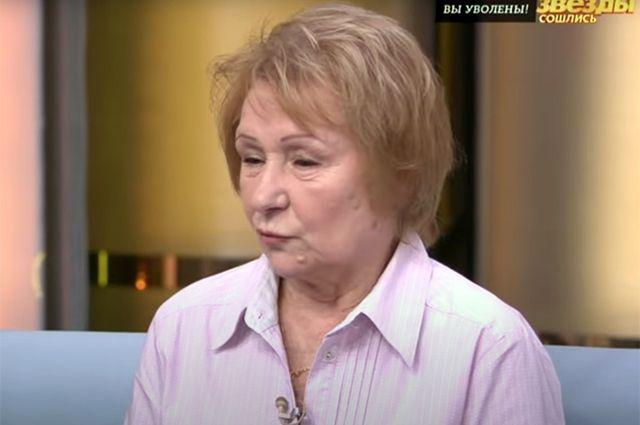 Людмила Дороднова.