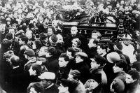 Похороны Сергея Есенина. 31 декабря 1925 года.