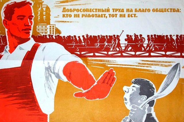 У нас не Советский Союз и мы не строим коммунизм. Если люди не хотят работать, то не работают. А если хотят – то работают, - считает эксперт.