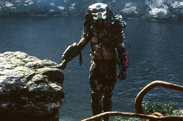 «Хищник», 1987 г.