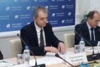 Заместитель министра информации Беларуси Игорь БУЗОВСКИЙ