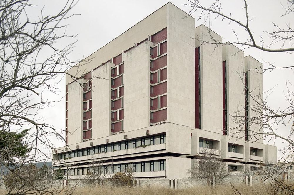 Национальный архив, Братислава, Словакия.
