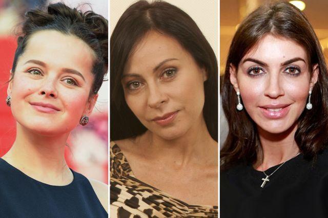 Наталия Медведева, Марина Хлебникова, Алиса Аршавина.