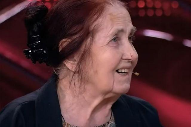 Элеонора Костенецкая.