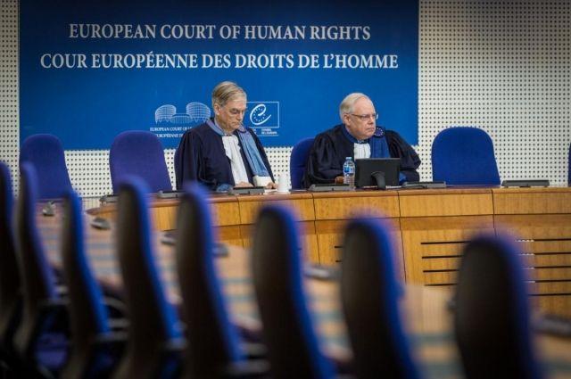 Страсбургский суд рассматривает дела стран - членов Совета Европы.