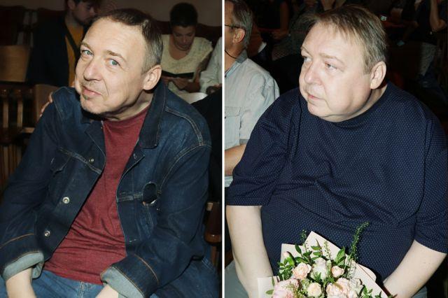 Александр Семчев.