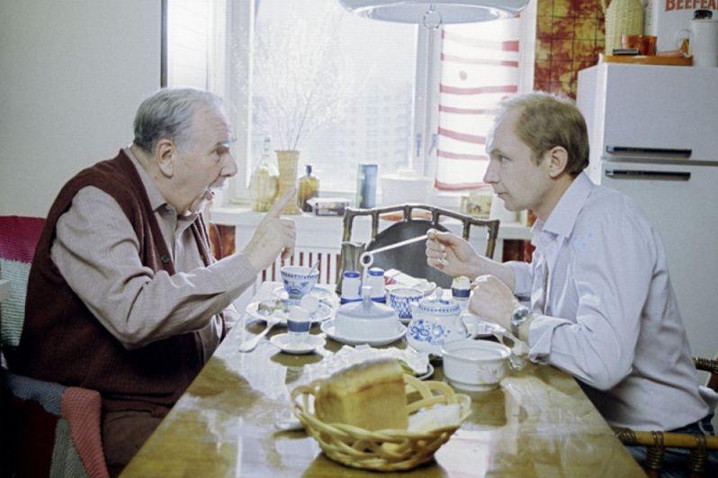 «Послесловие» (1983) — Швырков.