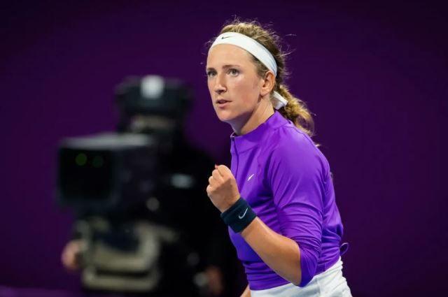 Азаренко c победы стартовала на теннисном турнире в Дохе