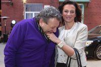 Борис и Анна Грачевские. 2011 г.