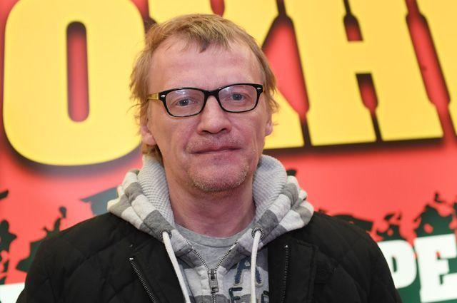 Алексей Серебряков.