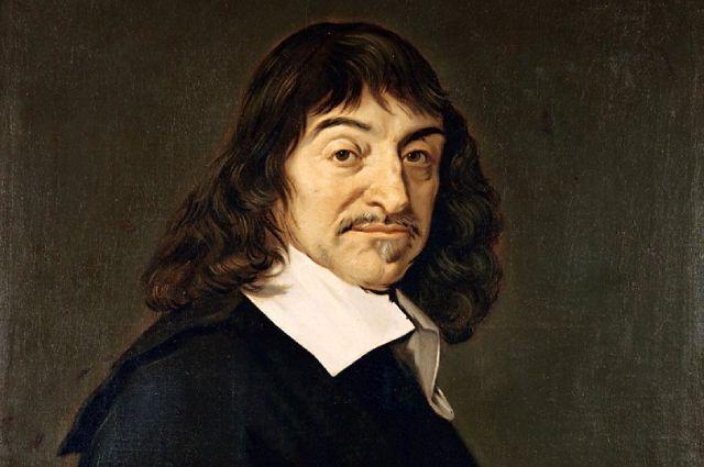 Портрет Рене Декарта из коллекции Лувра.