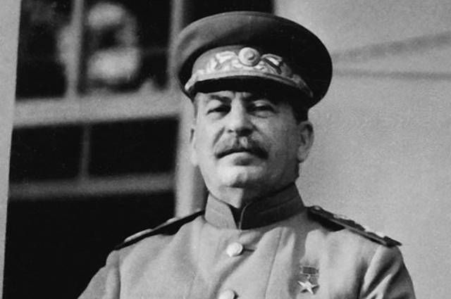 Иосиф Сталин, 1943 год.