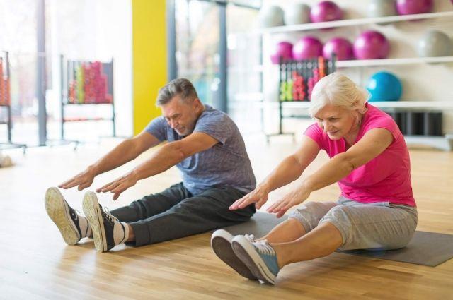 Занятия спортом – это основной залог длительного сохранения здоровья и молодости.