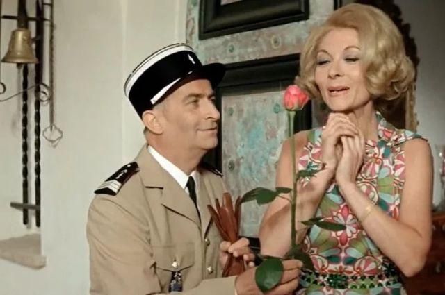 С Клод Жензак стали лучшей супружеской киночетой. Но только экранной.