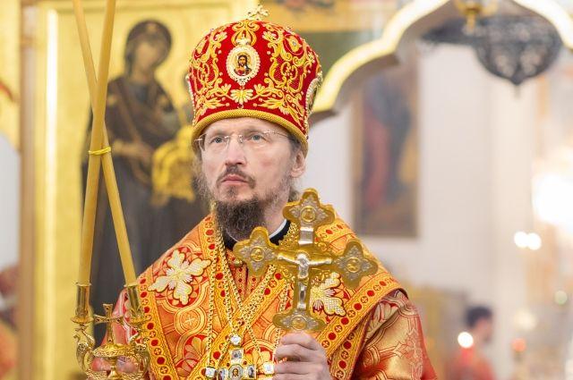 Вениамин, митрополит Минский и Заславский, Патриарший Экзарх всея Беларуси, управляющий Борисовской епархией.