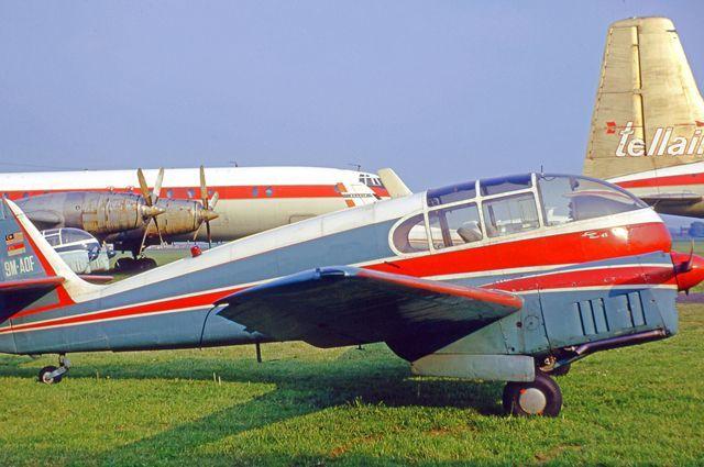 Aero Ae-45S.