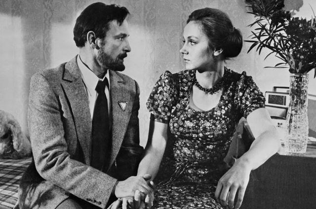 Купченко для Ланового стала «Странной женщиной» из одноименного фильма.