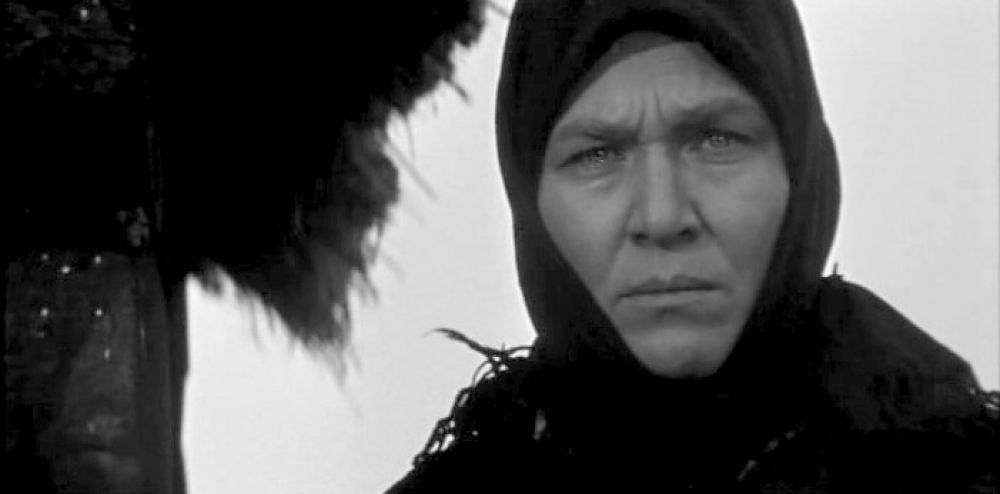 Актриса Римма Маркова в роли Надежды Петровны (1967 год).