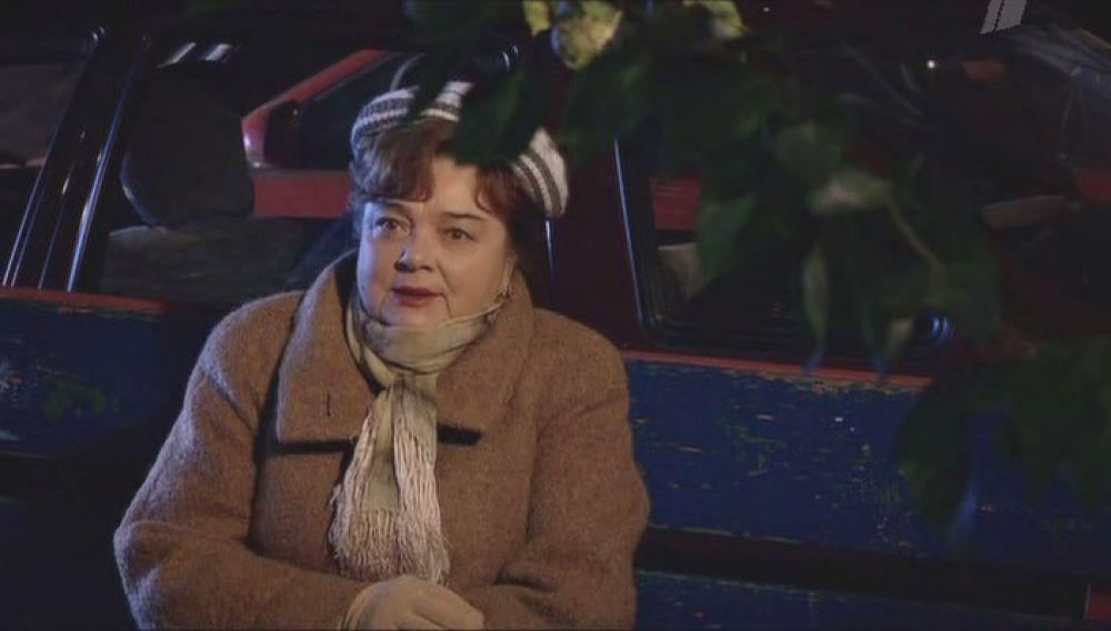 Актриса Нина Дорошина в роли Екатерины Семеновны (2010 год).