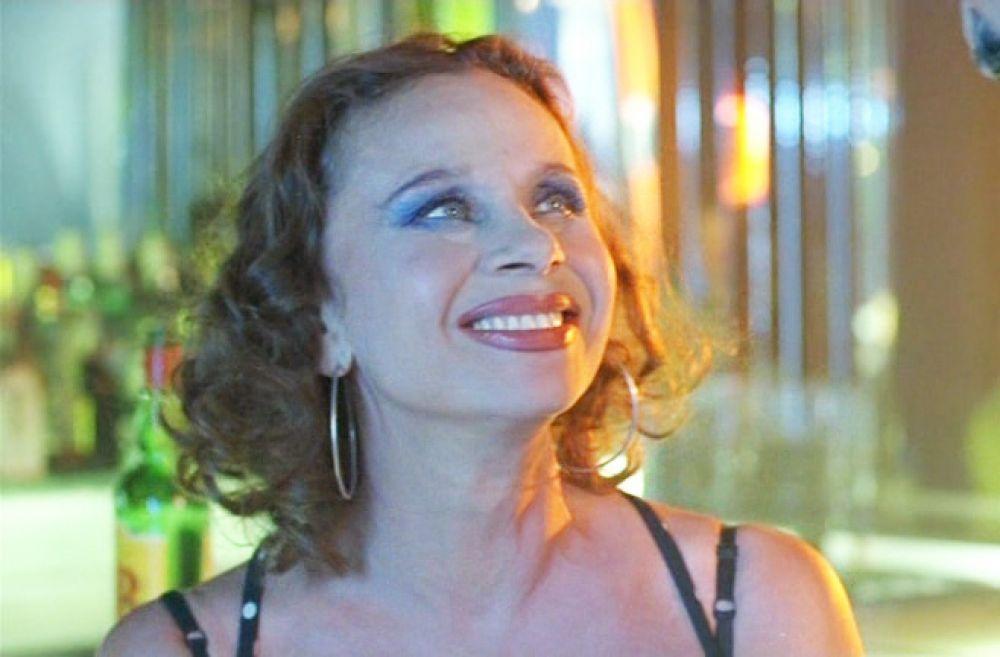 Актриса Любовь Полищук в роли Люси Окоповой (2006 год).