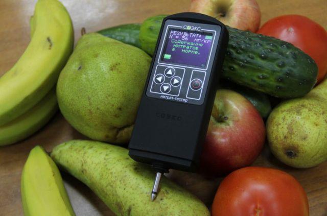 Можно проверить содержание нитратов как в урожае со своего огорода, так и в продуктах с рынка.