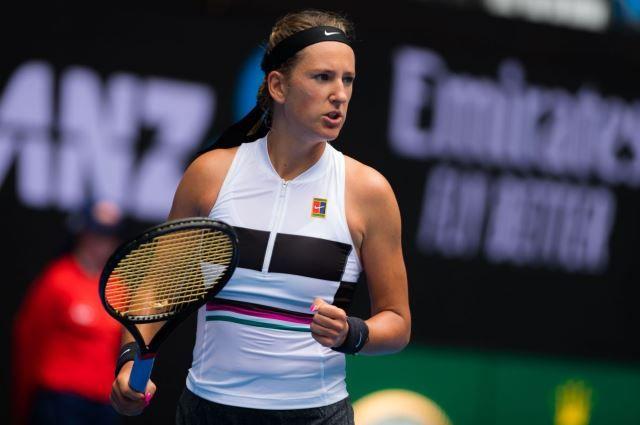 Азаренко победно стартовала на теннисном турнире в Берлине