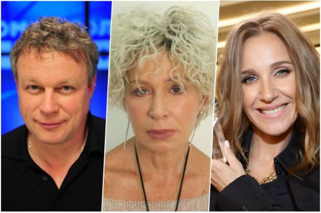 Сергей Жигунов, Татьяна Васильева, Юлия Ковальчук.