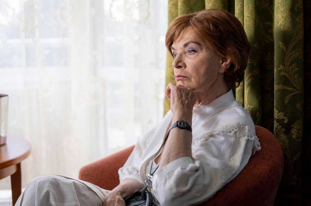 Людмила Чурсина.