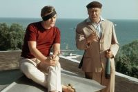 Анатолий Папанов и Андрей Миронов - творческий дуэт, без которого сложно представить советский кинематограф.