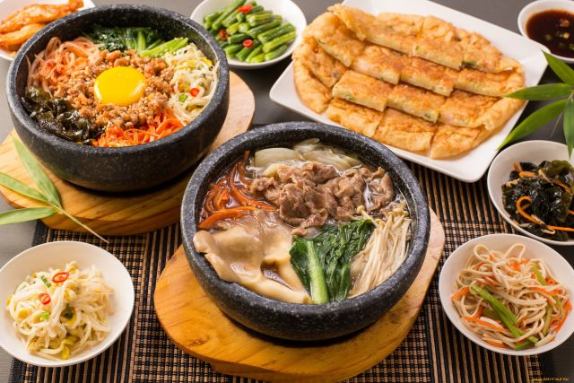 Китайский подход к еде подразумевает разнообразие и умеренность.