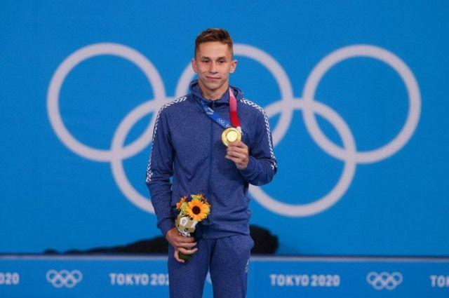 Иван Литвинович принес сборной Беларуси единственную золотую медаль на Играх-2020.