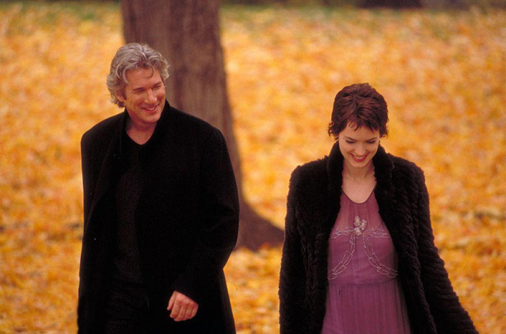 «Осень в Нью-Йорке» (2000) — нежная драма с Ричардом Гиром и Вайноной Райдер