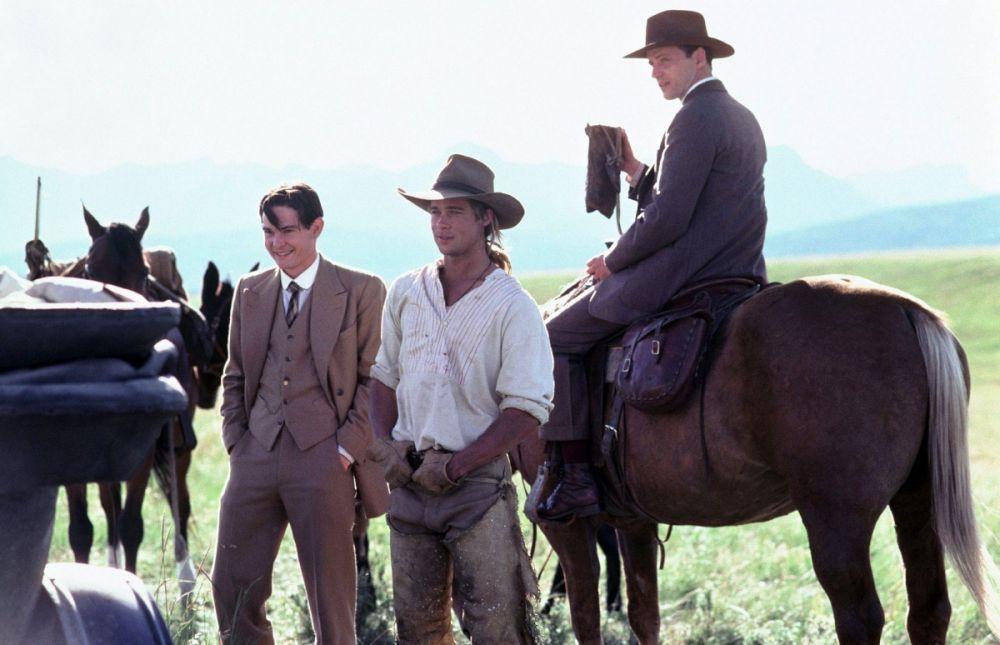 «Легенды осени» (1994) — экранизация одноименного произведения Джима Хэррисона, получившая премию «Оскар» и четырежды номинировавшаяся на «Золотой глобус».