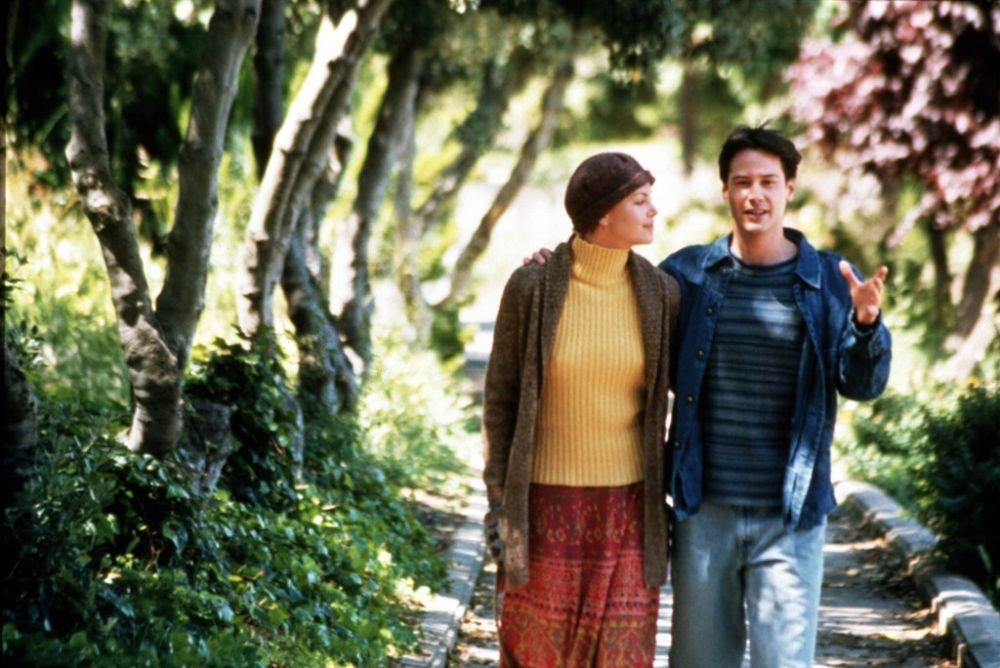 «Сладкий ноябрь» (2001) — культовая мелодрама с Шарлиз Терон и Киану Ривзом
