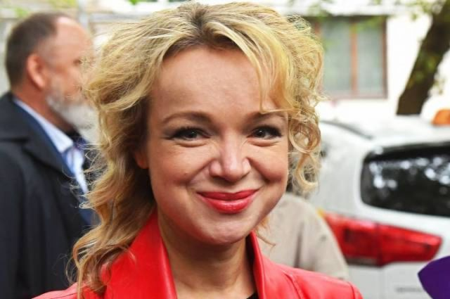 Виталина Цымбалюк-Романовская.